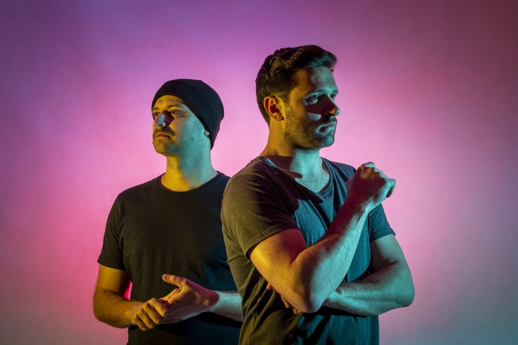 LAs Body High announces debut EP by dance duo NEWBODY
